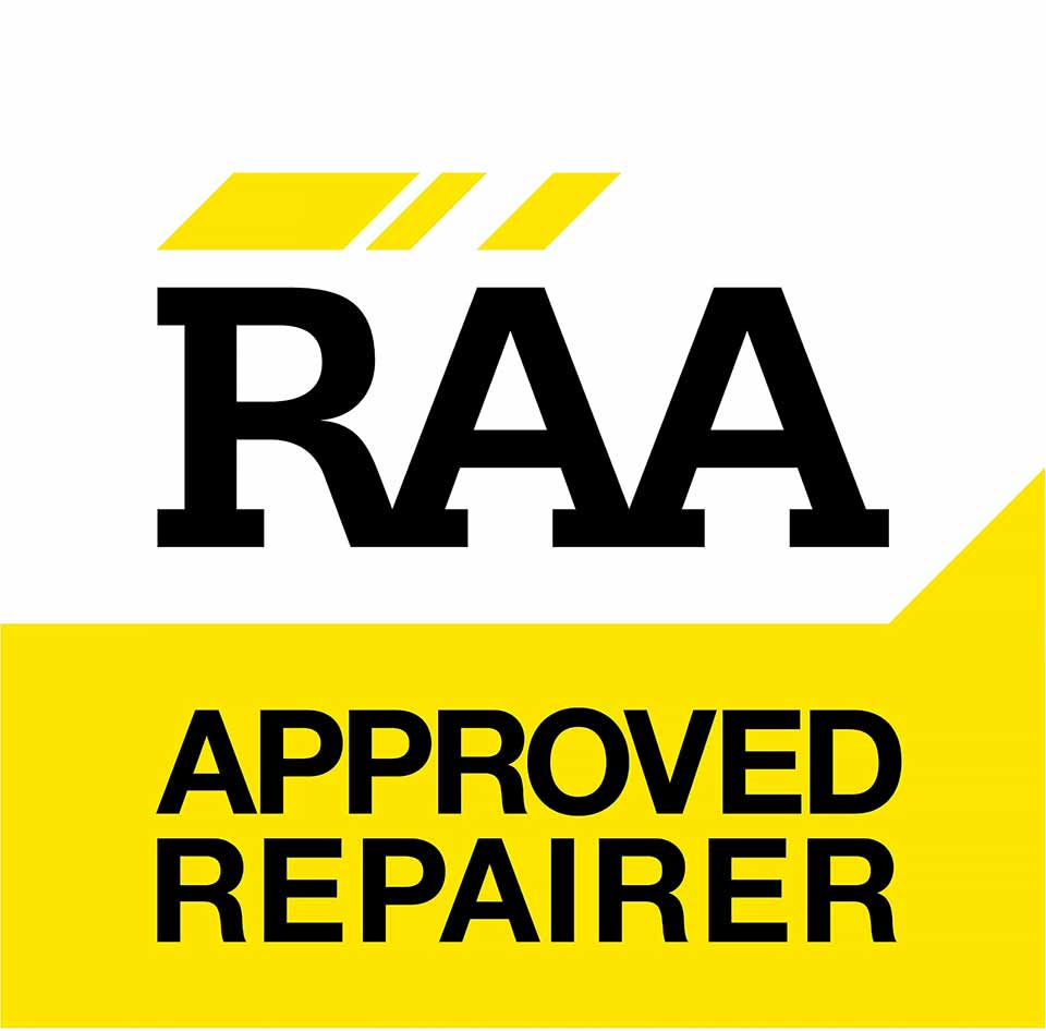 RAA Approved Repairers PDR